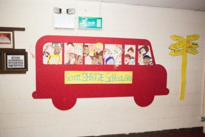 Bus Noticboard