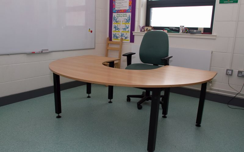 Horseshoe Table - ABAL Educational Supplies