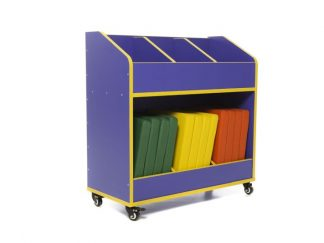 Book-and-Cushion-Coloured-Storage-Unit