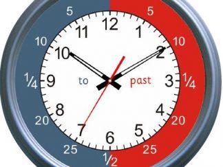 Clock-English-Quarter