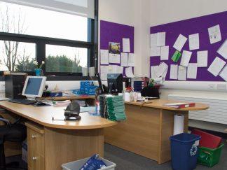 Secretary-Office-Reception-Area