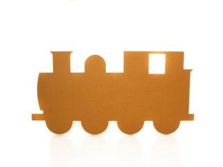 Shaped-Noticeboard-Train-Orange