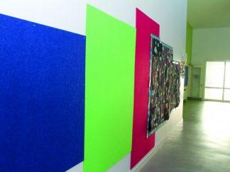 Unframed-Noticeboards-Corridor-Coverage